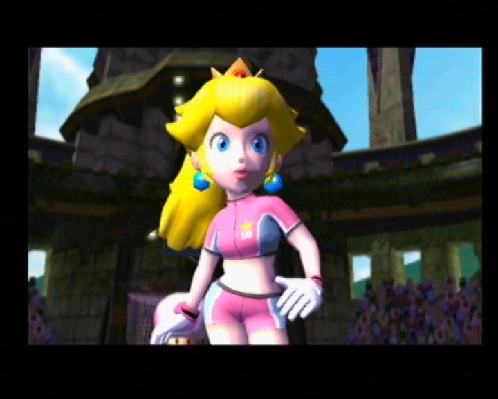 Les plus belles créatures du jeu vidéo ? Mario_Smash_Football_Peach_01